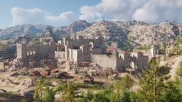 ACO Citadelle romaine de Cyrénaïque