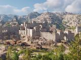 Citadelle romaine de Cyrénaïque