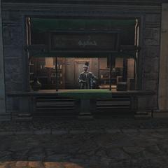 君士坦丁堡的药店