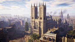 ACS Westminster Abbey