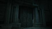 ACU Saint-Denis Temple Door