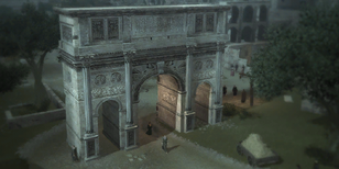 Arc de Septime Sévère