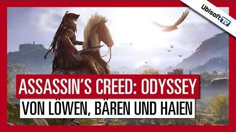 Assassin's Creed Odyssey - Von Löwen, Bären und Haien Ubisoft DE