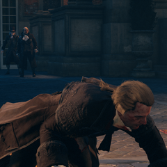 弗朗索瓦屈服于伤势
