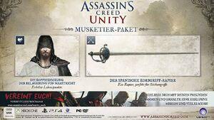 Musketier-Paket ACU
