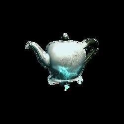 AC4DB - Silver Teapot