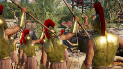 A Journey into War - Nikolaos and Stentor - Assassins Creed Odyssey