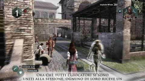 Assassin's Creed Brotherhood - E3 2010 - Guida al Multiplayer