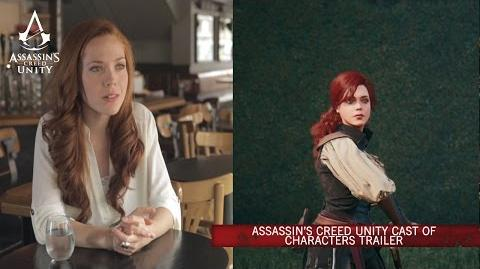 Assassin's Creed Unity Cast of Characters Trailer NL