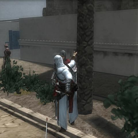 阿泰尔刺杀十字军