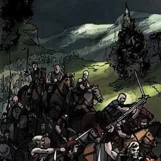 阿勒曼尼人出征罗马