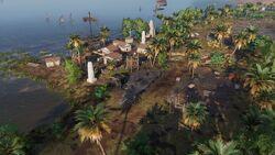 ACO Mithidrates Roman Camp