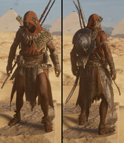 ACO Shaman outfit