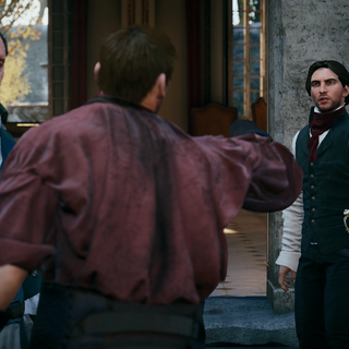 <b>Victor</b> accusant Arno.