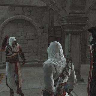 <b>Malik</b> en colère contre Altaïr