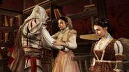ACII Ezio console Claudia Maria