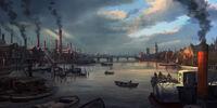 ACS Thames - Concept Art