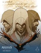 AC CCG - Ezio Special Edition