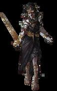 Medusa artwork - Assassin's Creed Odyssey