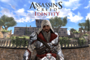 ACID Ezio with eyepatch