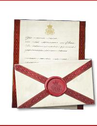 ACS Correspondance royale 10 BDA
