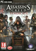 Assassins Creed Syndicate (okładka PL)