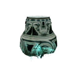 AC4DB - Jar with Four Faces