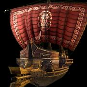 ACOD The Tyrant ship design