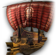 ACOD The Tyrant ship design