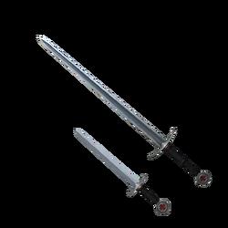 ACRG Sir James Gunn's Sword