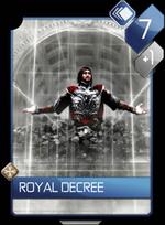 ACR Royal Decree