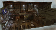 ACRogue interno taverna concept art