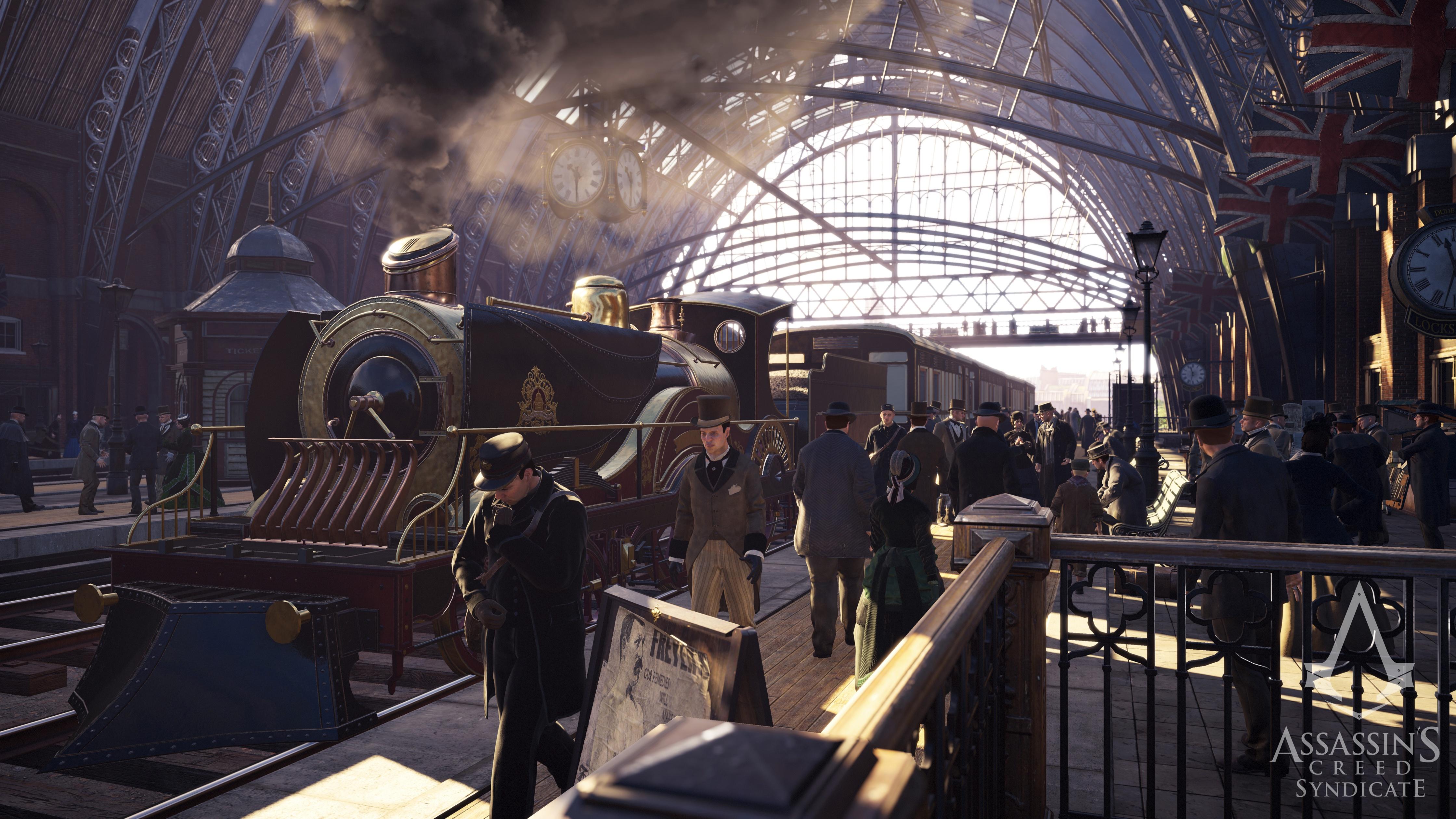 Train Hideout   Assassin's Creed Wiki   Fandom