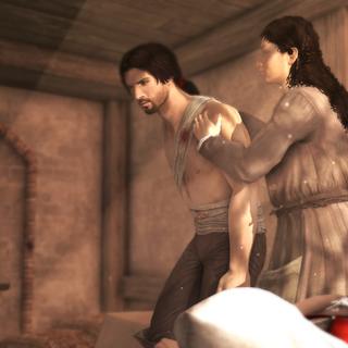 玛格丽塔帮助埃齐奥