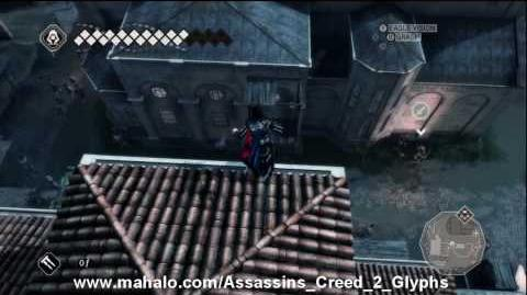Assassin's Creed 2 Walkthrough - Glyph Puzzle 15 HD