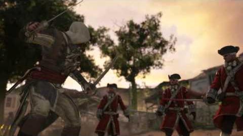 Assassin's Creed 4 Black Flag - Unter schwarzer Flagge Trailer