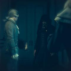 日耳曼与勒维克会面