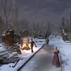 <b>New York</b> sous la neige