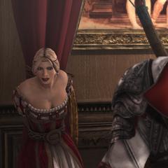 卢克雷齐娅被埃齐奥骗了