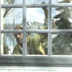 戈弗雷跑到达文波特宅邸呼救