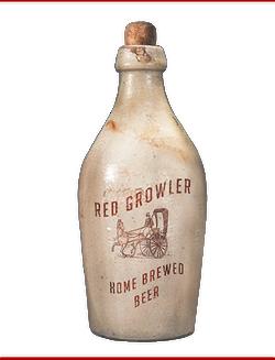 ACS Red Growler