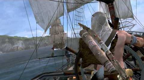 "Assassin's Creed 3 - La Tirannia di Re Washington -- Trailer Ufficiale ""La Redenzione"" IT"