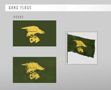 ACS Rooks Flag - Concept Art