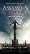 Assassin's Creed The Official Movie Novelization Cover