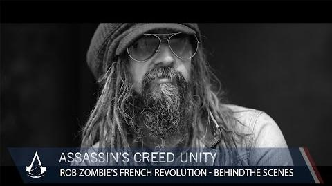 Assassin's Creed Unity Behind-the-Scenes of Rob Zombie's French Revolution