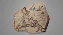 DTAE Pharaoh Spear Lion