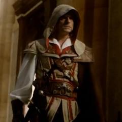 喬瓦尼身着刺客長袍