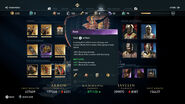 Naval UI Xbox - Assassin's Creed Odyssey