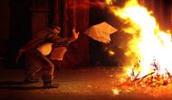 PL - Bruciatore di libri