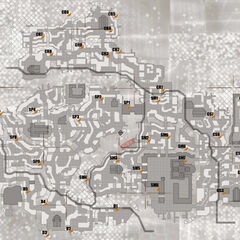 威尼斯地图及羽毛分布